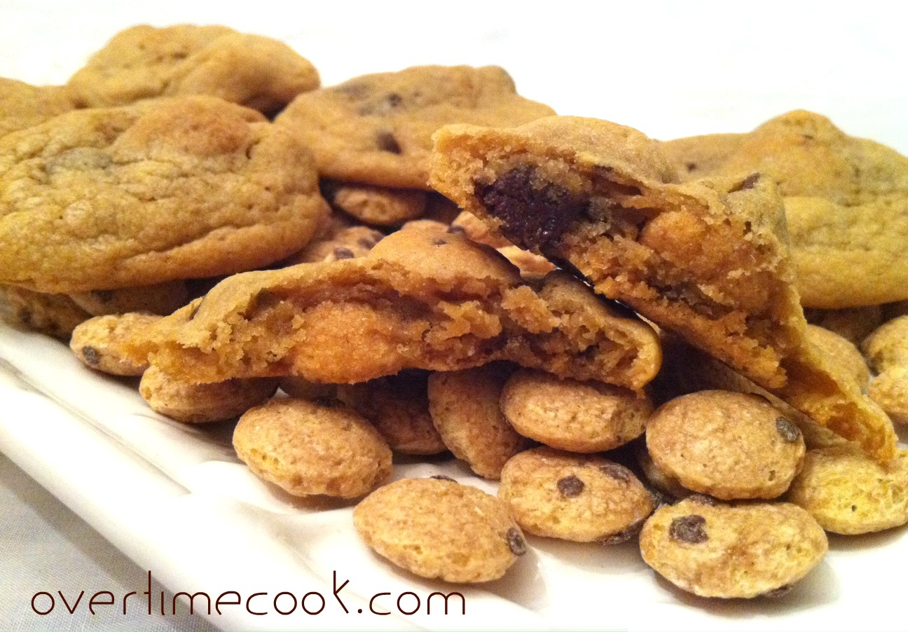 Overtime Cook Chocolate Chip Cookies