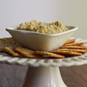 Toasted Sesame Hummus
