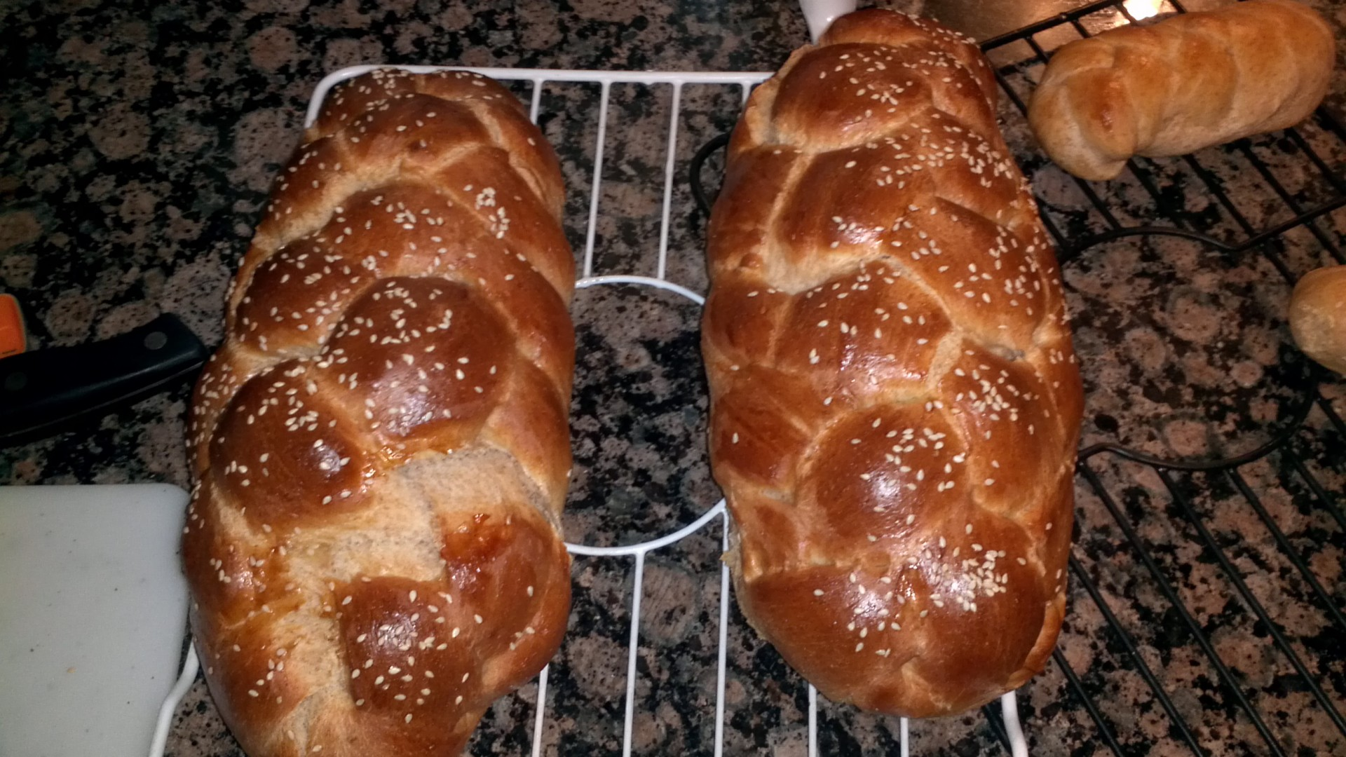 Whole Wheat Challah: Guest Post by Estee Lavitt - Overtime ...