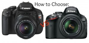Photography Friday: Canon vs Nikon