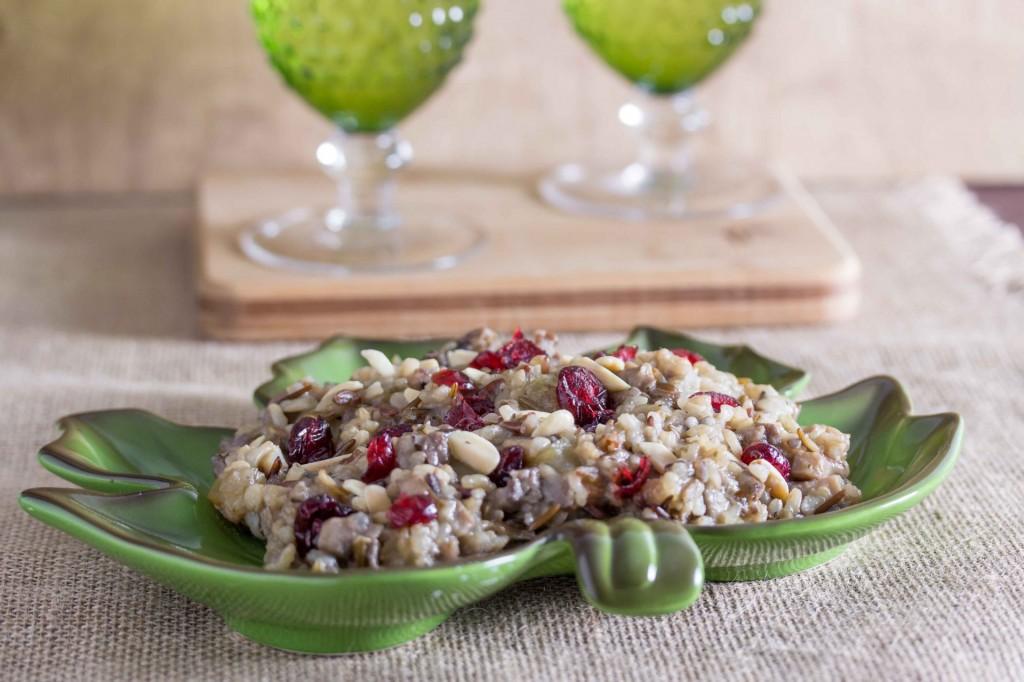 Wild Rice Pilaf 3