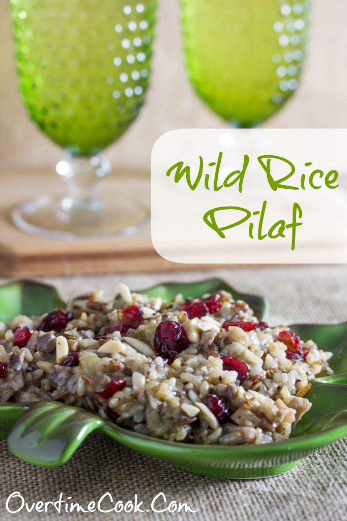 Wild Rice Pilaf on OvertimeCook.jpg