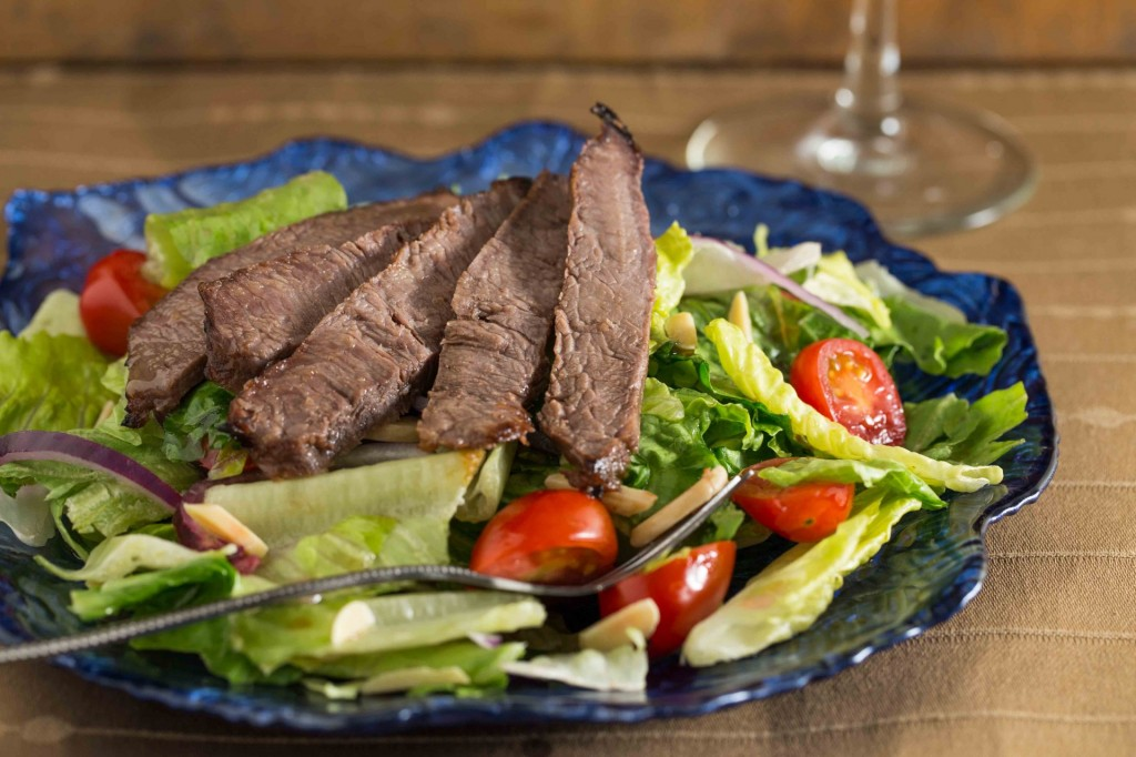 London Broil Salad 1