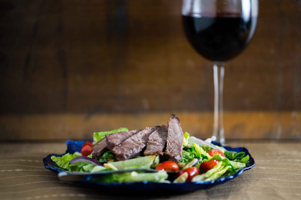 London Broil Salad 3