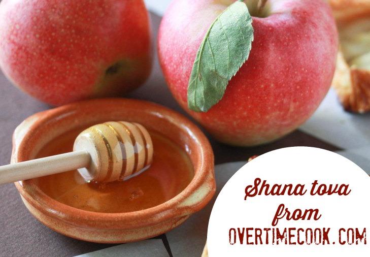 shana tova from overtimecook.com