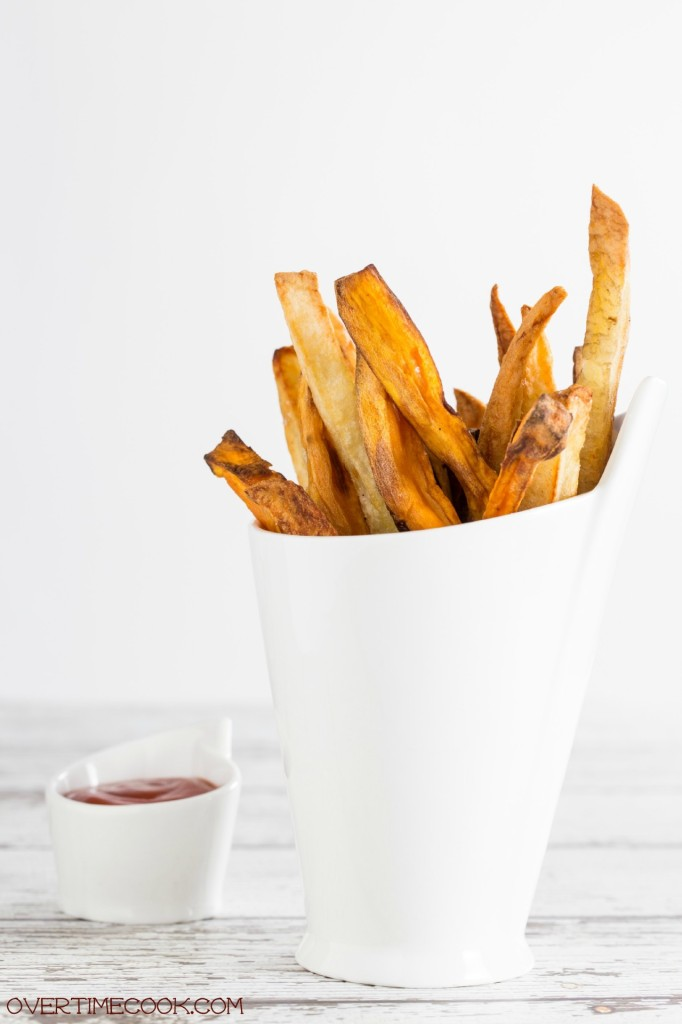 Air Fryer Review: Air Fried French Fries on Overtime Cook