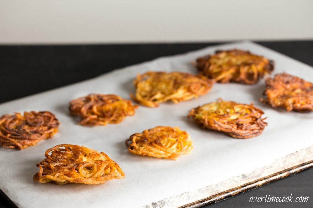 Spiralized Potato Latkes5