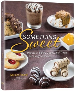 Introducing: Something Sweet Cookbook