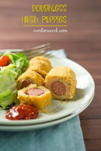 Doughless Hush Puppies
