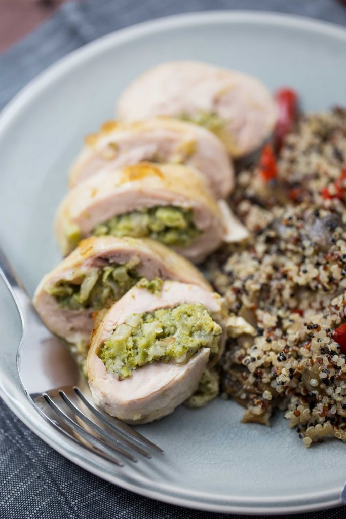 broccoli stuffed chicken capons3