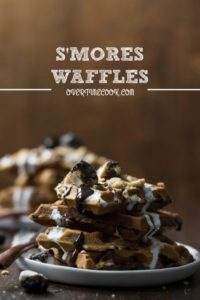 S'mores Waffles {Guest Post}