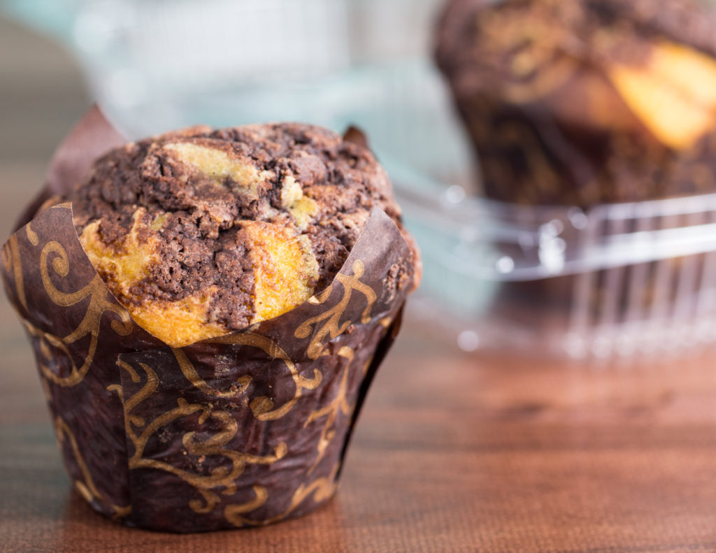 Chocolate Corn Muffins3