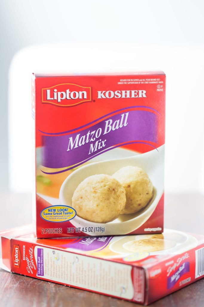 lipton kosher matzo ball mix