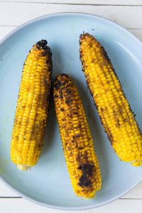 Middle Eastern Spiced Grilled Corn