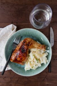 White Wine and Citrus Chicken